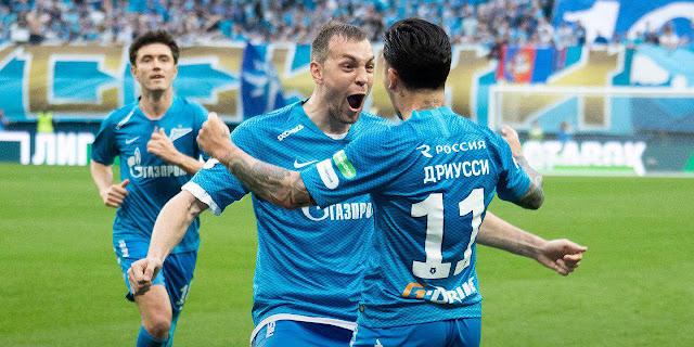 Дзюба, Шомуродов и Соболев – кандидаты на приз лучшему игроку месяца РПЛ