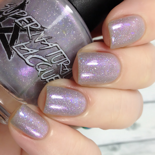 Supernatural Lacquer-Crystal Caves