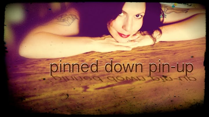 Pinned Down Pinup