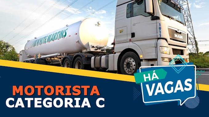 Arend Gases abre vagas para motorista Categoria C