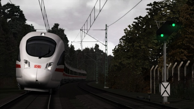 Download Train Simulator 2018 PC Games Gameplay