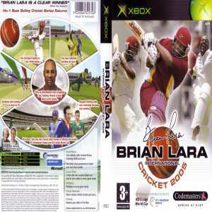 download brain lara international cricket 2005 pc game full version free