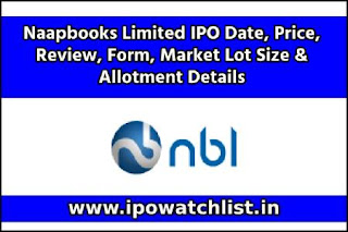 Naapbooks Limited  ipo