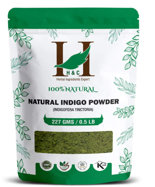 H&C Herbal Ingredients Expert Natural & Pure Herbal Henna Powder/Lawsonia Inermis (Organically Grown) 227 g For Hair Care | Hair Color | No Ppd No Chemicals, No Parabens