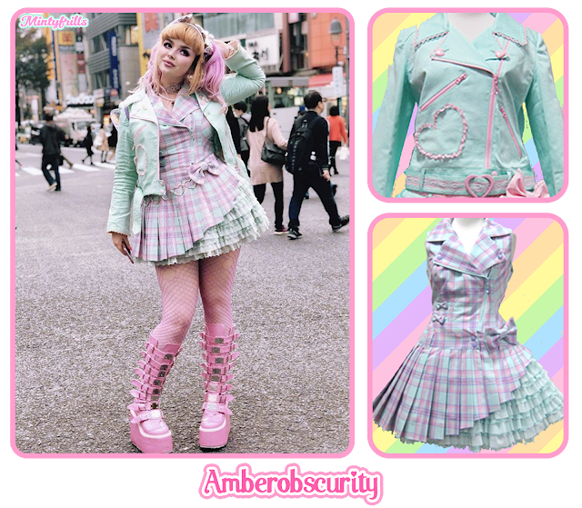 amberobscurity, mintyfrills, angelic pretty, fashion favorites,