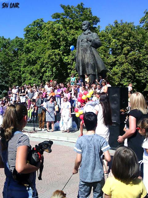 221 годовщина образования Луганска