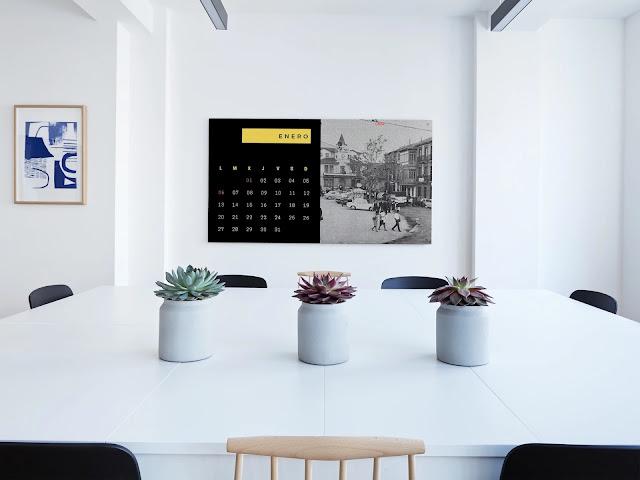 Calendario 2020 León  Gratuitos + Imprimibles en PDF  León antiguo + Semana Santa Leonesa + Arquitectura + La Robla + Puente Castro