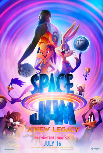 Space Jam: A New Legacy (Web-DL 720p Dual Latino / Ingles) (2021)