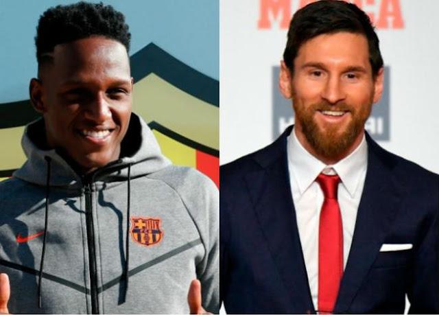 Barca: SAO 100 triệu euro đi chân đất ra mắt, nịnh Messi hết lời 4