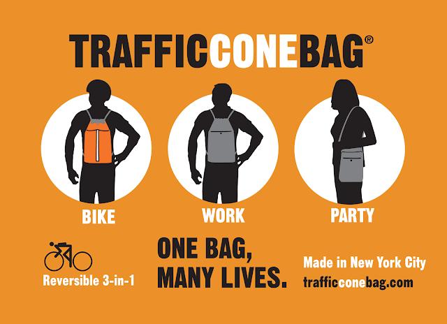 Traffic Cone Bag