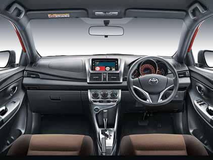 Harga Toyota New Yaris Trd 2014 Perbedaan Innova Dan Venturer All Tipe E G Sportivo Untuk Audio Unit Hampir Sama Dengan Yang Digunakan Pada Perbedaannya Tidak Tersedia Fitur Navigation System Selebihnya