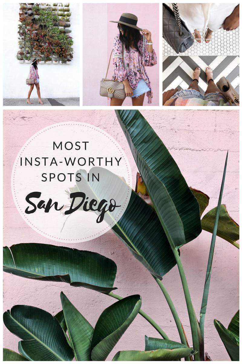 Most Instagram-Worthy Spots in San Diego