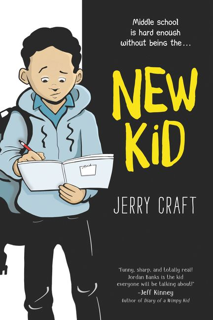 In The Key Of Books New Kid By Jerry Craft Book Discussion Resources