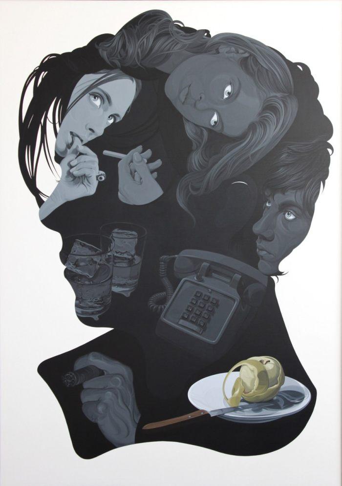 Романтические образы. Colin McMaster