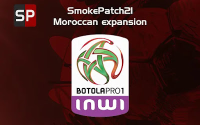 Morocco league pes21