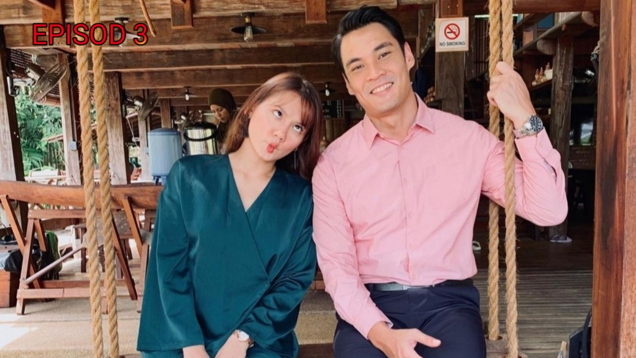 Tonton Drama Hatimu Sedingin Salju Episod 3 (Akasia TV3)