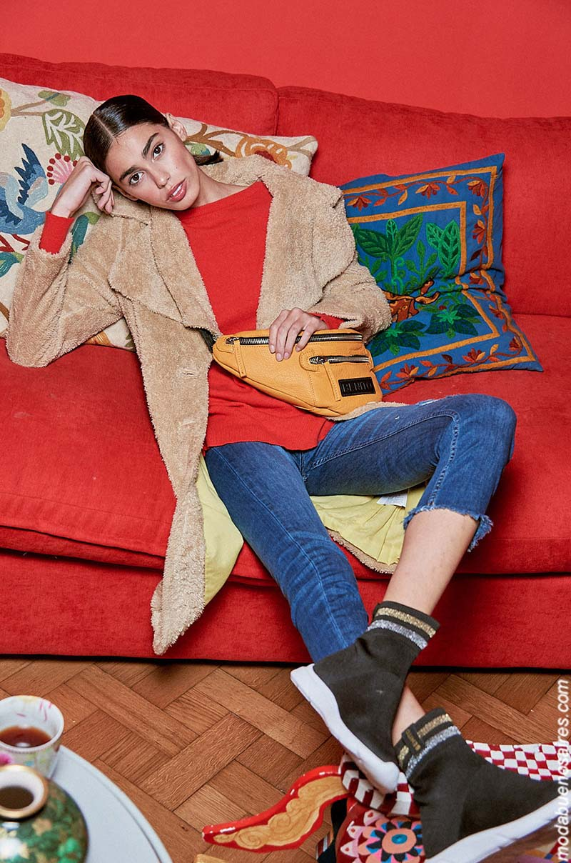 Camperas, sacos, tapados, sweaters, remeras, blusas, pantalones y vestidos de moda invierno 2019 BENITO. │ Moda invierno 2019 argentina.
