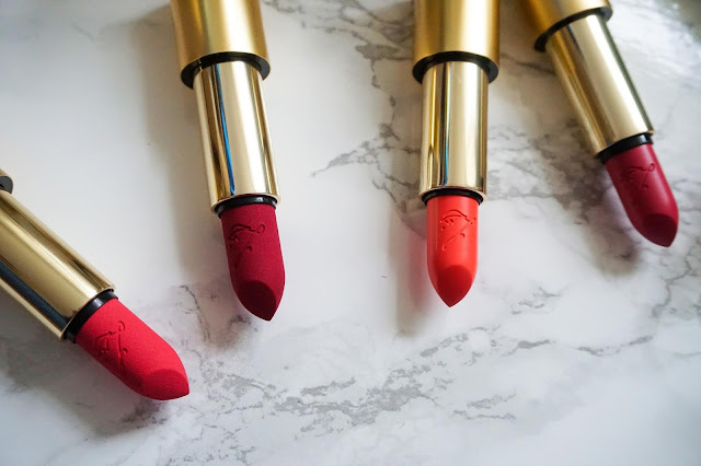 [Review] Lisa Eldridge - Summer Pinks Lipstick Collection