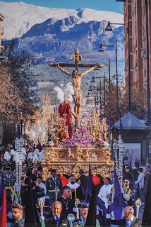 El próximo 24 de Enero presentación del cartel de la Semana Santa de Granada 2019 en Madrid