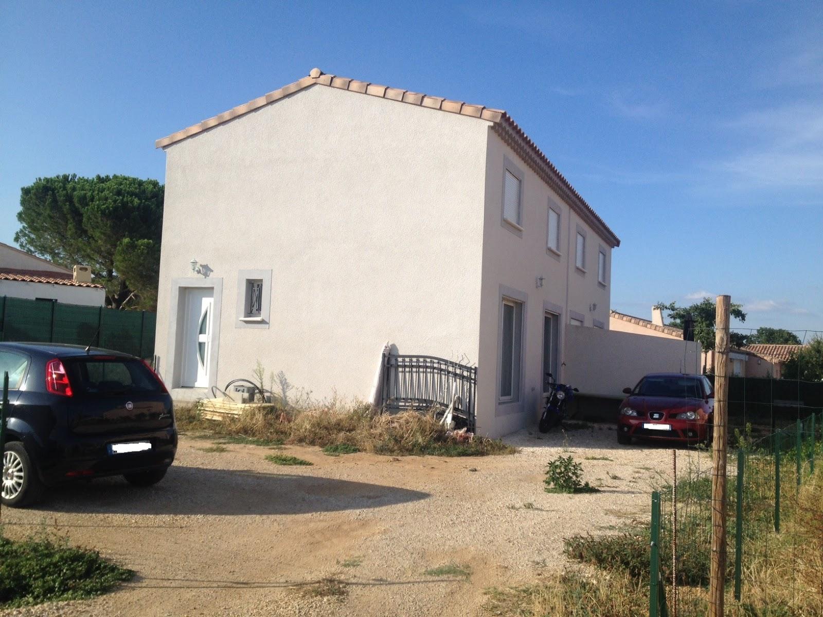 Yilmaz constructions maisons y le blog cr ation d 39 un garage en toit terrasse pont saint - Garage pont saint esprit ...