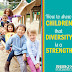 Benefit of Teaching Diversity in Global Classroom