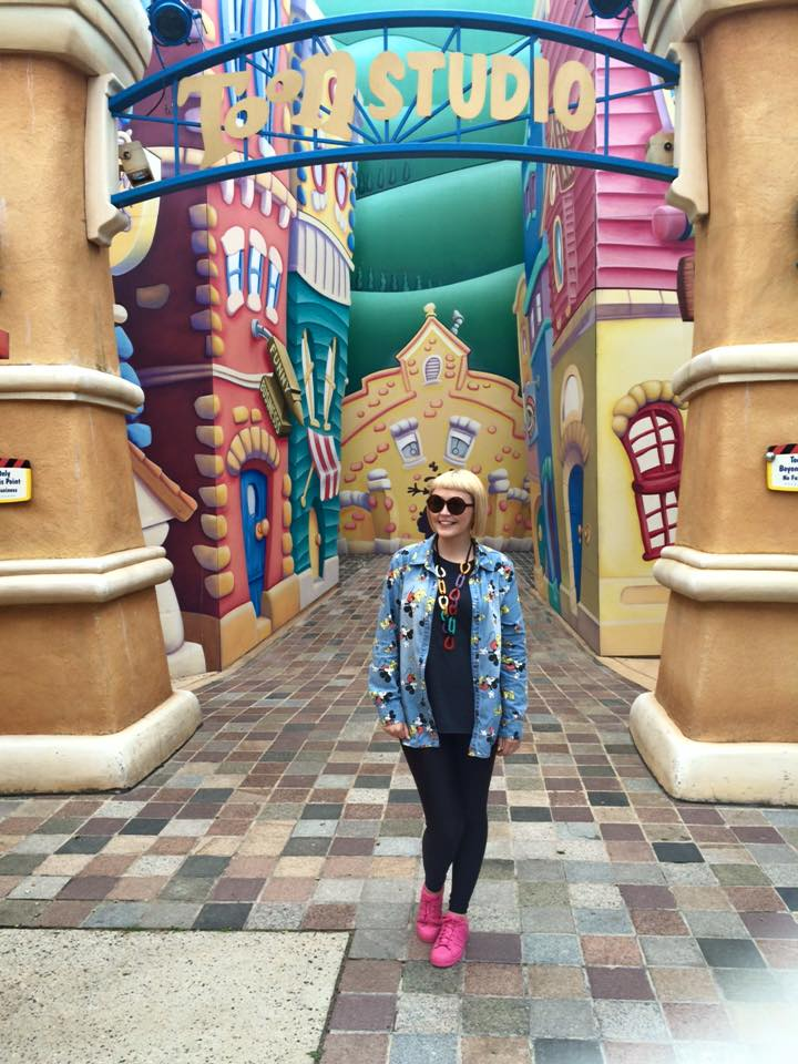 Glasgowfashiongirl - Disneyland Paris