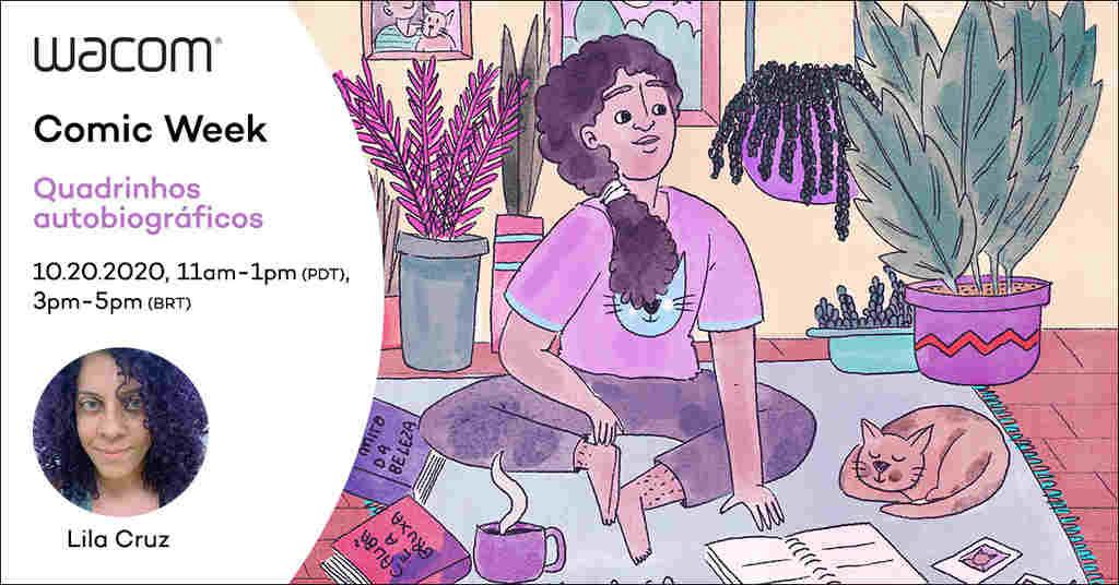 Fãs de quadrinhos e profissionais do setor poderão se divertir e receber muitas dicas durante o Comic Week, que será realizado até 22 de outubro