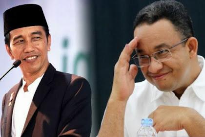 Jokowi Putuskan Ibu Kota Indonesia Akan Berpindah dari DKI, Ferry: Apa karena Anies Gubernur?