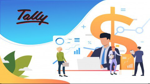 Tally ERP 9 with GST - A step by step Mastery Course 2020 [Free Online Course] - TechCracked