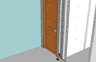cloisons en placo pl tre ba13 comment. Black Bedroom Furniture Sets. Home Design Ideas