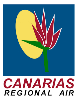 Logo Canarias Regional Air