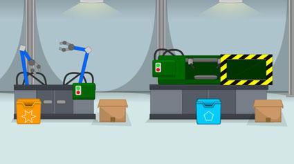 Hooda Escape: Auto Factory