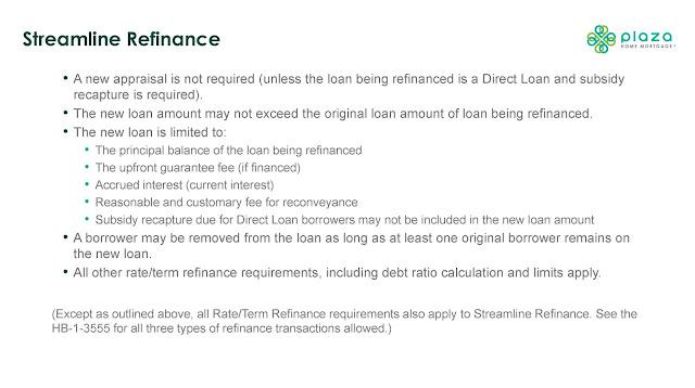 Kentucky USDA Rural Housing Mortgage Lender Refinance