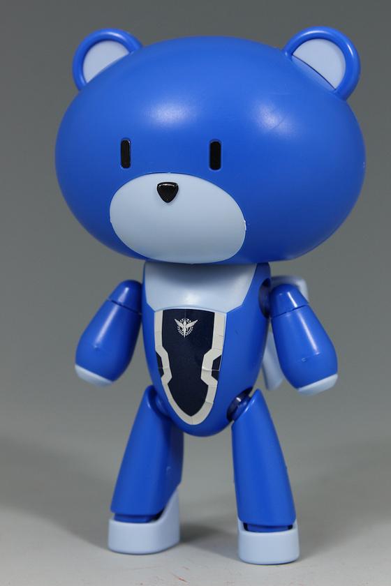 Petitgguy Setsuna F Seiei Blu GUNPLA HG High Grade 1//144 Gundam Petit/'Gguy