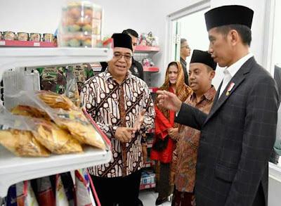 Berdayakan Ekonomi Pesantren, Gus Hasan Kembangkan KimoNU Jawa Barat