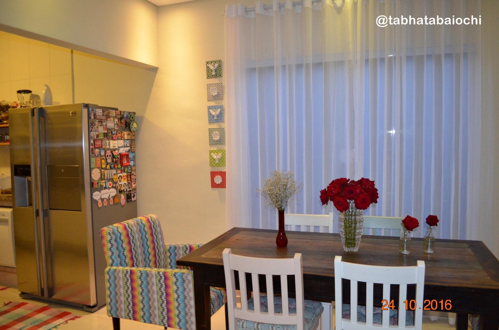 de jantar decorada sala de jantar decorada apartamento projeto de #A97722 1600 1059