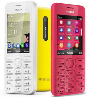 Firmware Nokia 206 RM-872 Ori