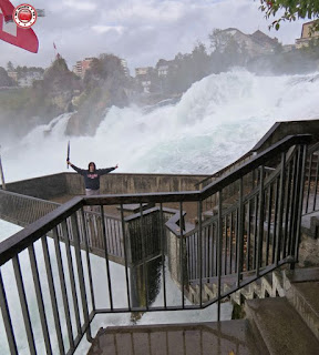 Suiza, Cataratas del Rin