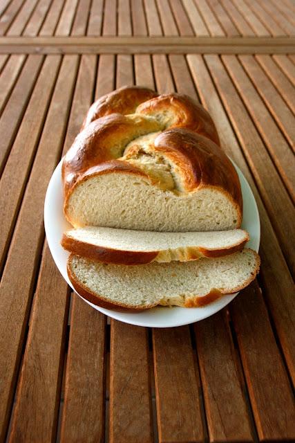 Pan de leche para desayunar