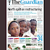 NAIJA NEWSPAPERS: TODAY'S THE GUARDIAN NEWSPAPER HEADLINES [12 OCTOBER, 2017].