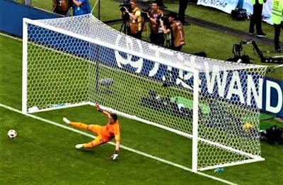 Tinggi dan Lebar Gawang Sepak Bola Standar FIFA