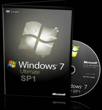 Microsoft Windows 7 Home Premium SP1 32 bit - System Builder OEM DVD...