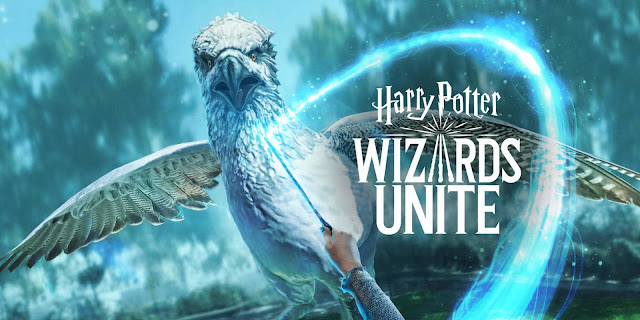 تعرّف على لعبة Harry Potter: Wizards Unite الجديدة!