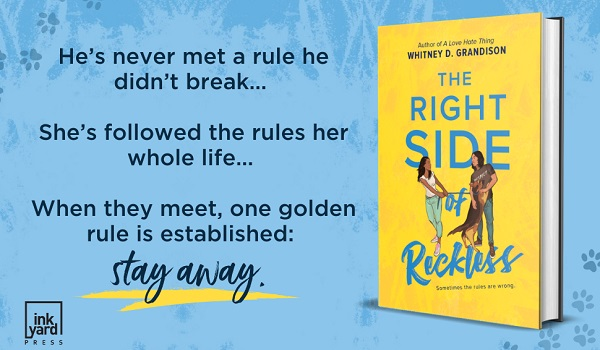 He's never met a rule he didn't break… She's followed the rules her whole life… When they meet, one golden rule is established: stay away.