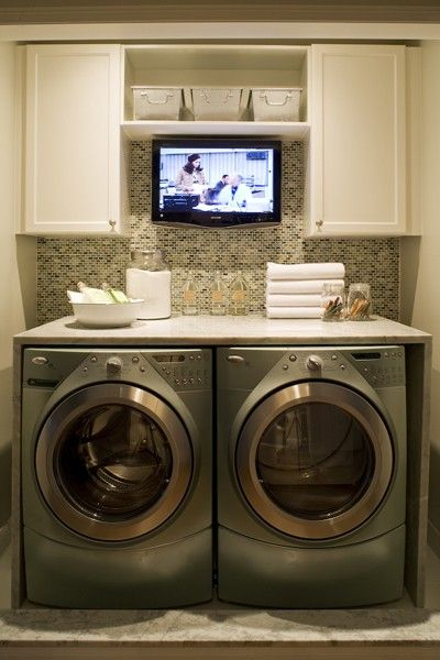 Small Laundry Room 8