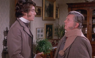 Paul Higgins and Michael Ripper in Taste the Blood of Dracula (1970)