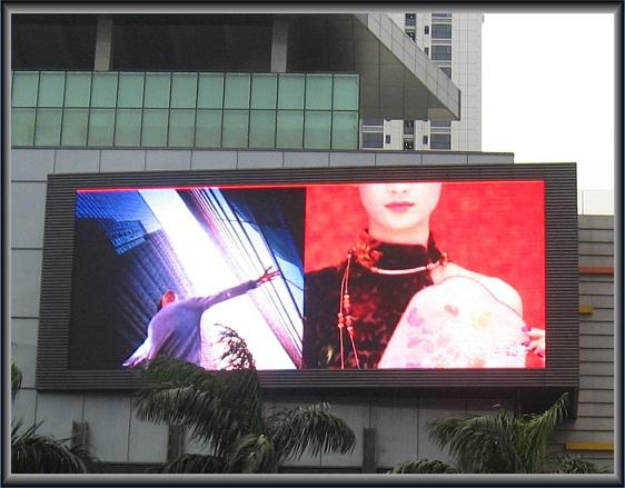 Tấm Led màn hình quảng cáo ngoài trời chất lượng 2