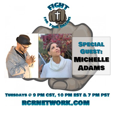 Special Guest Michelle Adams