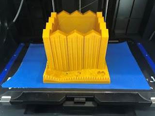 Printing Results- pot
