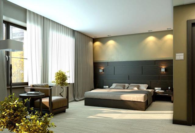 master bedroom contemporary design ideas